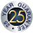 25 Year Service Life Guarantee