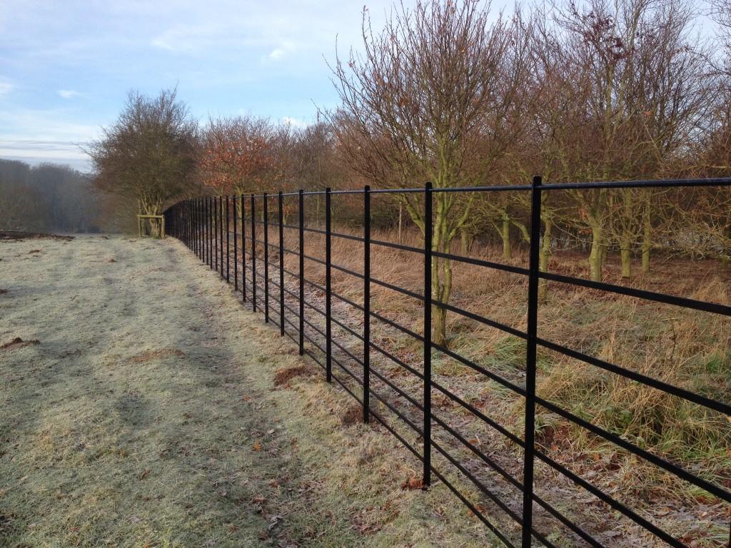 Deer Park Estate Fencing