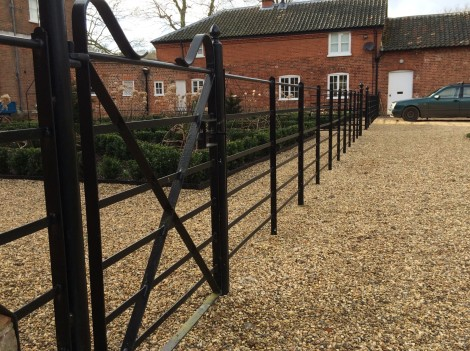 Norfolk Estate Fencing East Anglia