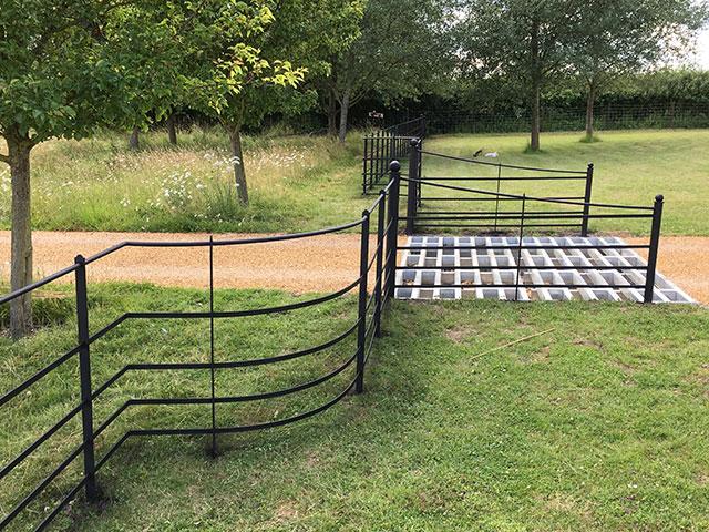 Norfolk Estate Fencing East Anglia
