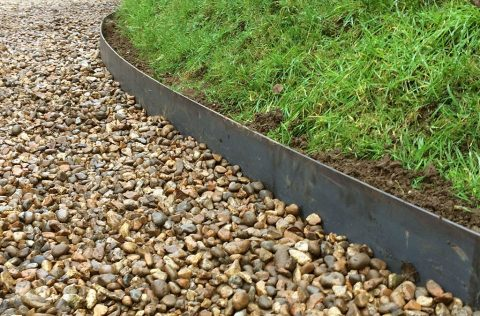 Lawn and Drive Edging